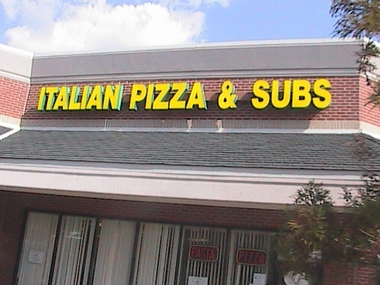 Italian Pizza & Subs