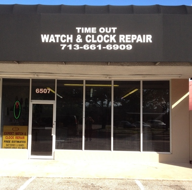 Time Out Watch & Clock Repair