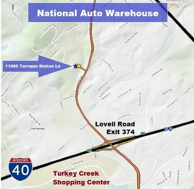 National Auto Warehouse