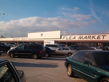 Magic Mall Flea Market