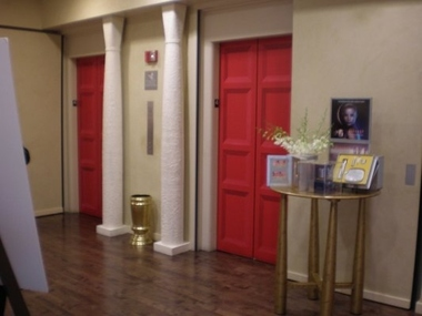 Elizabeth Arden Red Door Salon