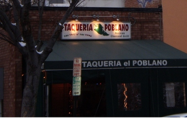 Taqueria Poblano