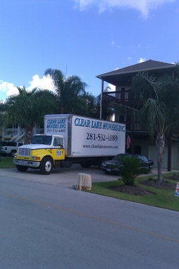 Clear Lake Movers Inc. Movers Houston Friendswood Pearland-Kemah-Galveston