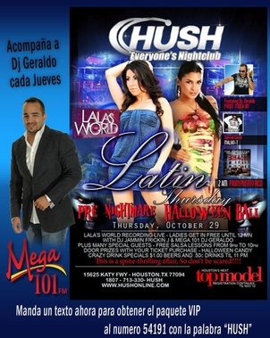 Hush Nightclub
