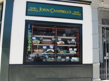 John Campbell&#039;s Irish Bakery