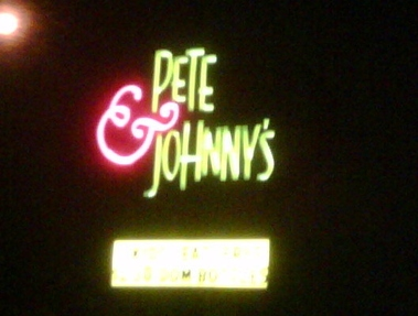Pete &amp; Johnny&#039;s