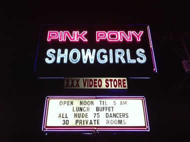Pink Pony