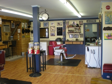 Main Street Barber Shop