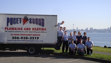 Puget Sound Plumbing & Heating