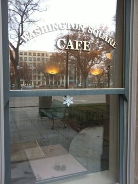 Washington Square Cafe