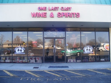 One Last Cast Wine & Spirits
