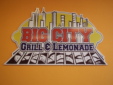 Big City Grill &amp; Lemonade