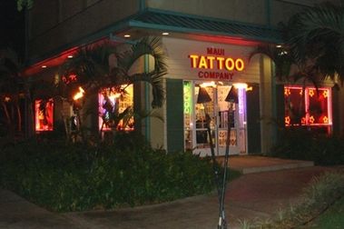 Maui Tattoo Co
