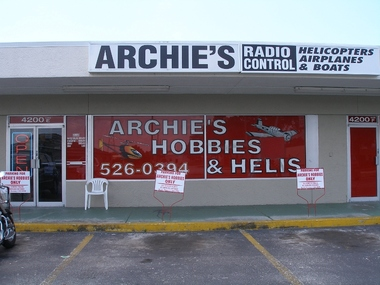 Archie's Hobbies & Helis