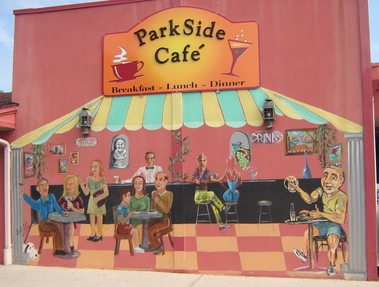Parkside Cafe