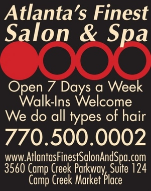 Atlanta's Finest Hair & Spa