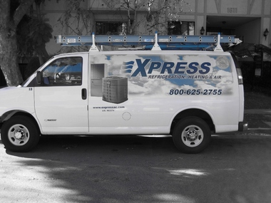 Express Refrigeration Heating &amp; Air