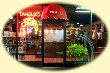 Tangles Full Svc Salon Inc