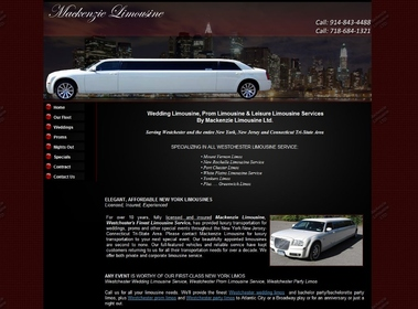 Mackenzie Limousine Ltd.