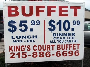 Kings Court Buffet
