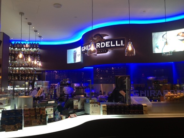Ghirardelli Soda Fountain & Chocolate Shop 1