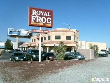 Royal Frog