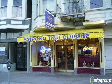 Patpong Thai Cuisine