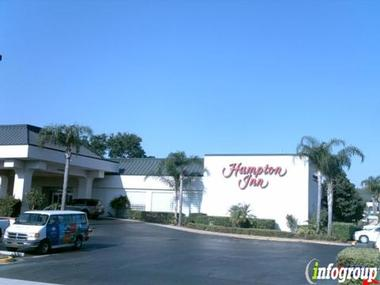 Hampton Inn-Clearwater Central