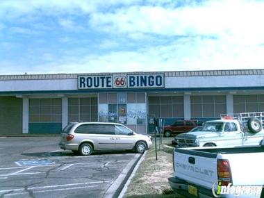 Route 66 Bingo