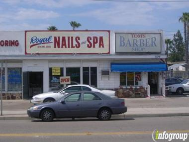 Tom's Barber Shop