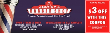 Andrey&#039;s Barber Shop