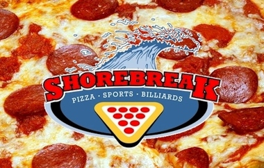 Shorebreak Pizza, Sports Bar & Billards