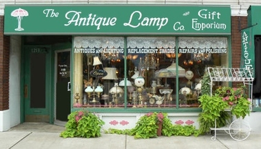 Antique Lamp Co
