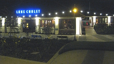 Lake Chalet