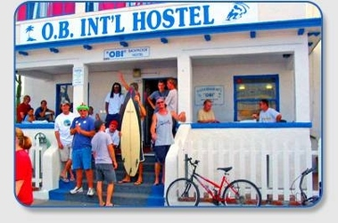 San Diego&#039;s Ocean Beach Intl Hostel