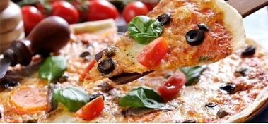 Pizza Marsala