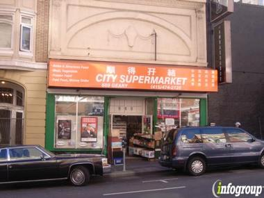 City Supermarket