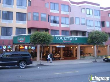 Courtyard-Fisherman's Wharf