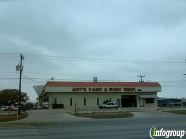 Art&#039;s Paint &amp; Body Inc