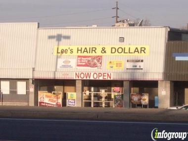 Lee&#039;s Hair &amp; Dollar