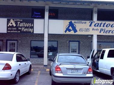 Amillion Tattoos-Body Piercing