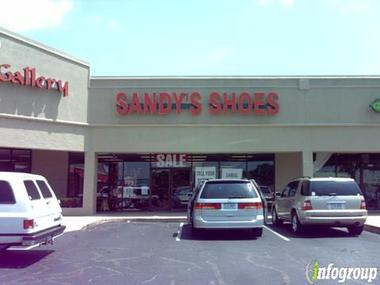 Sandy's Shoes