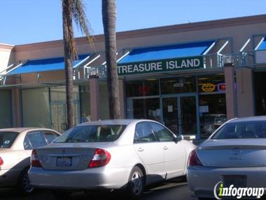 Treasure Island Comics