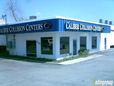 Caliber Collision Center - Austin