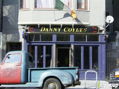 Danny Coyle&#039;s