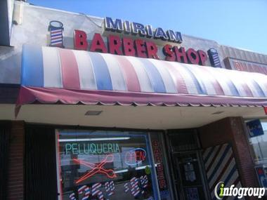 Miriam's Barber Shop & Beauty