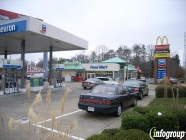 Chevron Station