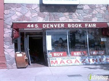 Denver Book Fair