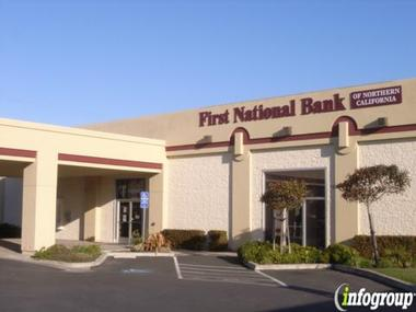 First National Bank Of N Ca