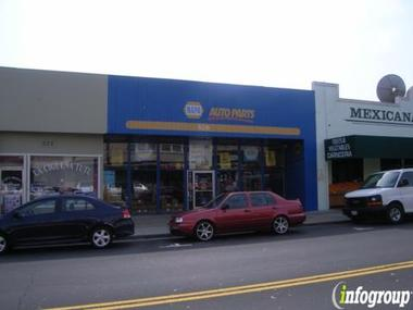 Airport Napa Auto Parts